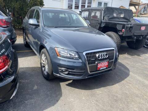 2011 Audi Q5 for sale at CLASSIC MOTOR CARS in West Allis WI