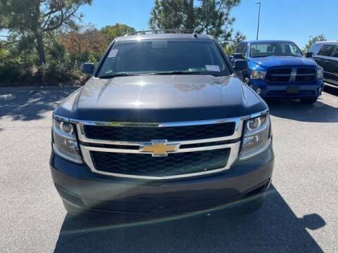 2016 Chevrolet Tahoe for sale at PHIL SMITH AUTOMOTIVE GROUP - Pinehurst Nissan Kia in Southern Pines NC