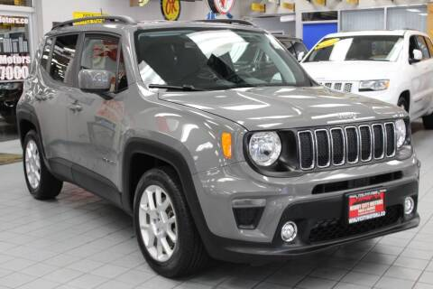 2020 Jeep Renegade for sale at Windy City Motors in Chicago IL