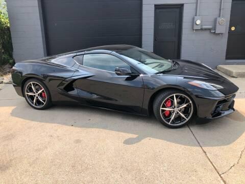 2021 Chevrolet Corvette for sale at Adrenaline Motorsports Inc. in Saginaw MI