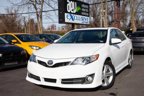 2013 Toyota Camry for sale at EXCLUSIVE MOTORS in Virginia Beach VA