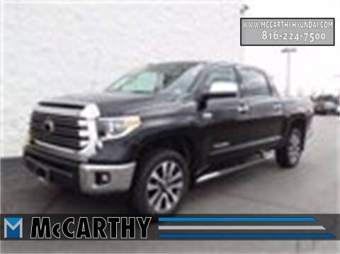 2018 Toyota Tundra for sale at Mr. KC Cars - McCarthy Hyundai in Blue Springs MO
