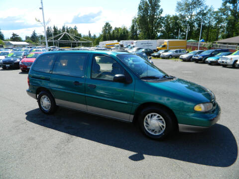 1997 Ford Windstar for sale at J & R Motorsports in Lynnwood WA