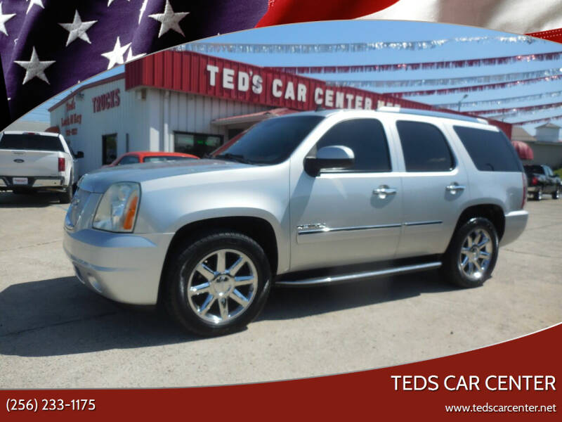 2012 GMC Yukon for sale at TEDS CAR CENTER in Athens AL