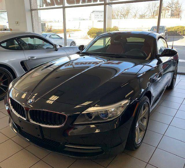 2015 BMW Z4 for sale at Peninsula Motor Vehicle Group in Oakville NY