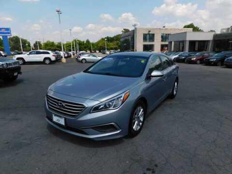 2017 Hyundai Sonata for sale at Paniagua Auto Mall in Dalton GA