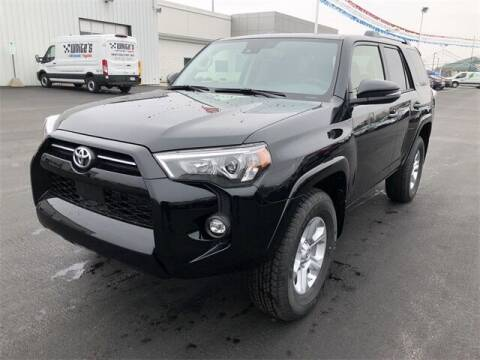 2021 Toyota 4Runner for sale at White's Honda Toyota of Lima in Lima OH