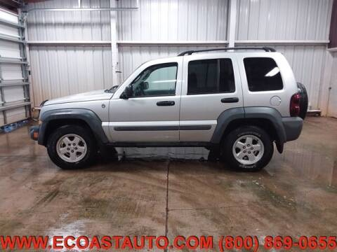 2005 Jeep Liberty for sale at East Coast Auto Source Inc. in Bedford VA