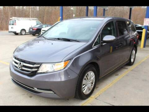 2016 Honda Odyssey for sale at Inline Auto Sales in Fuquay Varina NC