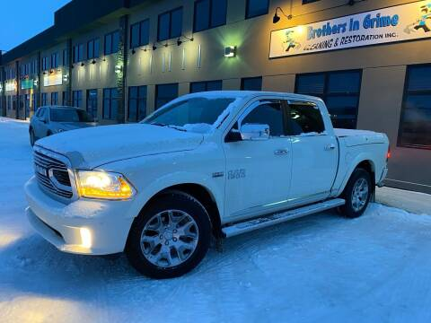 2018 RAM Ram Pickup 1500 for sale at Canuck Truck in Magrath AB