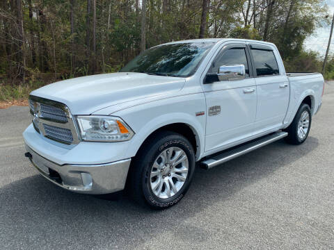 2013 RAM Ram Pickup 1500 for sale at Autoteam of Valdosta in Valdosta GA