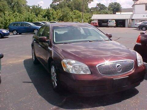 2007 Buick Lucerne for sale at Bates Auto & Truck Center in Zanesville OH