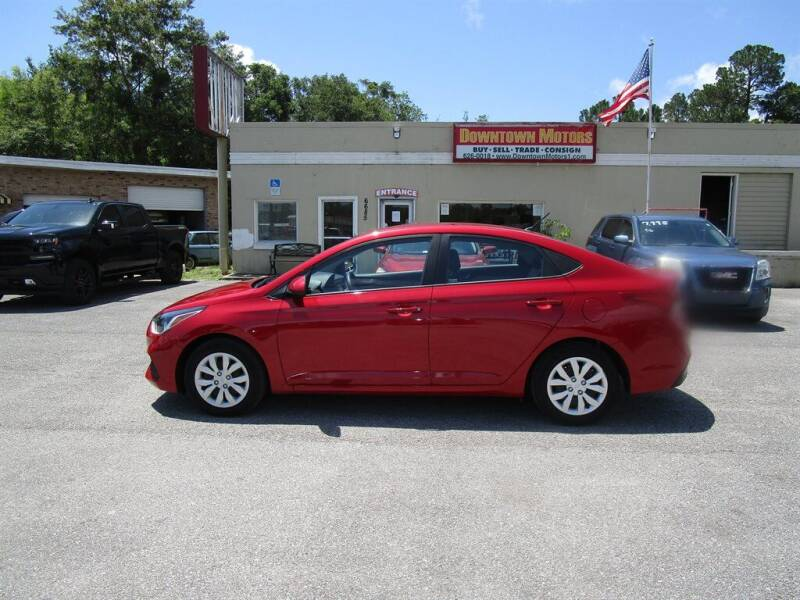 2018 Hyundai Accent for sale at Downtown Motors in Milton FL