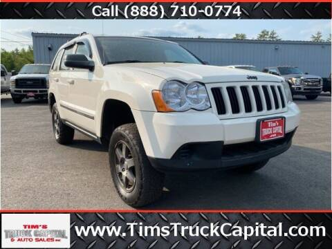 2010 Jeep Grand Cherokee for sale at TTC AUTO OUTLET/TIM'S TRUCK CAPITAL & AUTO SALES INC ANNEX in Epsom NH