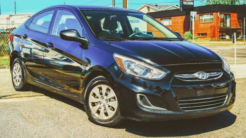 2017 Hyundai Accent for sale at Paisanos Chevrolane in Seattle WA