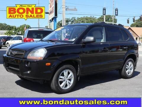 2009 Hyundai Tucson for sale at Bond Auto Sales in Saint Petersburg FL