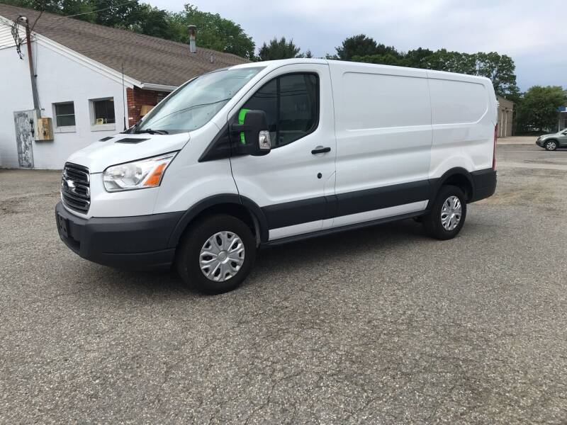 2016 Ford Transit Cargo for sale at J.W.P. Sales in Worcester MA