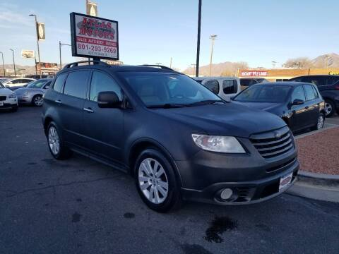 2008 Subaru Tribeca for sale at ATLAS MOTORS INC in Salt Lake City UT