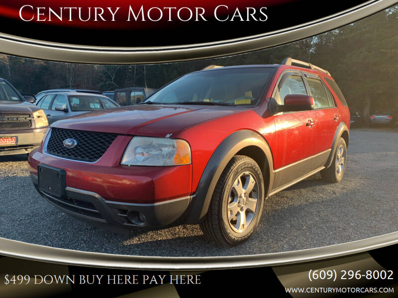2006 Ford Freestyle for sale at Century Motor Cars in West Creek NJ