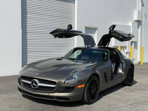 2011 Mercedes-Benz SLS AMG for sale at Corsa Exotics Inc in Montebello CA