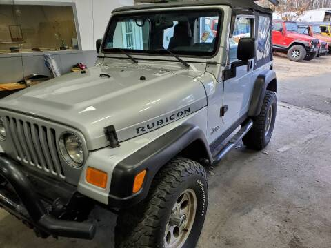 2003 Jeep Wrangler for sale at MX Motors LLC in Ashland MA