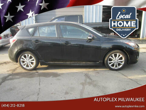 2010 Mazda MAZDA3 for sale at Autoplex 2 in Milwaukee WI