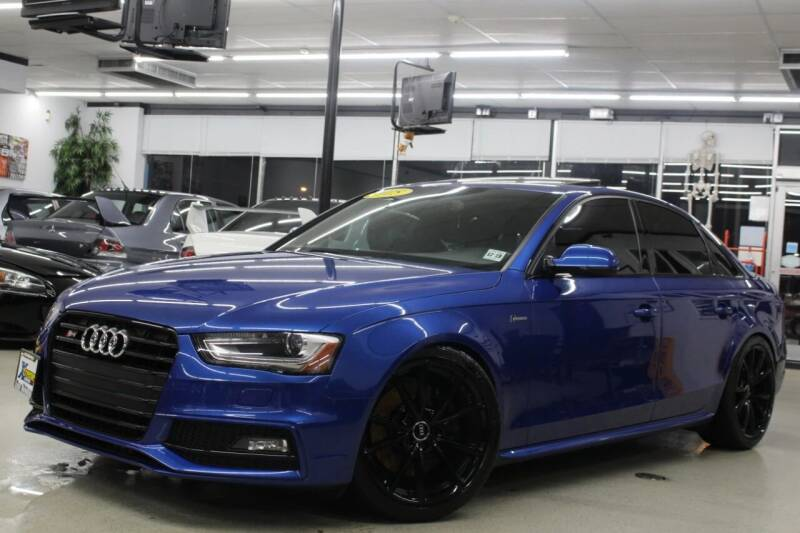 2015 Audi S4 for sale at Xtreme Motorwerks in Villa Park IL