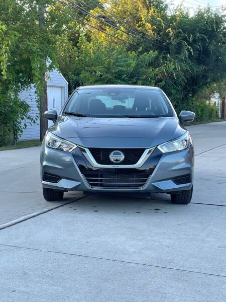 2021 Nissan Versa for sale at Suburban Auto Sales LLC in Madison Heights MI
