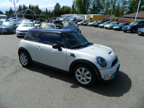 2011 MINI Cooper for sale at J & R Motorsports in Lynnwood WA