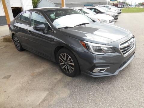 2018 Subaru Legacy for sale at Unity Motors LLC in Jenison MI