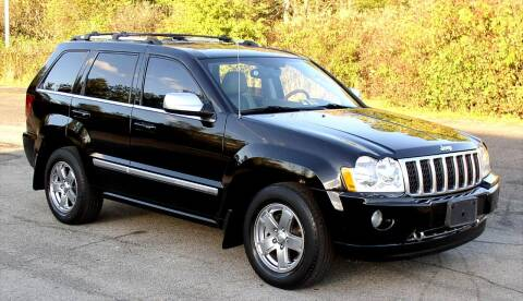 2007 Jeep Grand Cherokee for sale at Angelo's Auto Sales in Lowellville OH