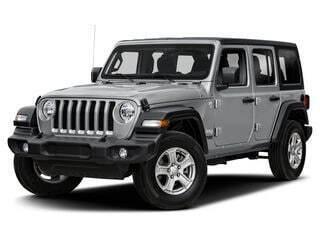 2019 Jeep Wrangler Unlimited for sale at Bald Hill Kia in Warwick RI