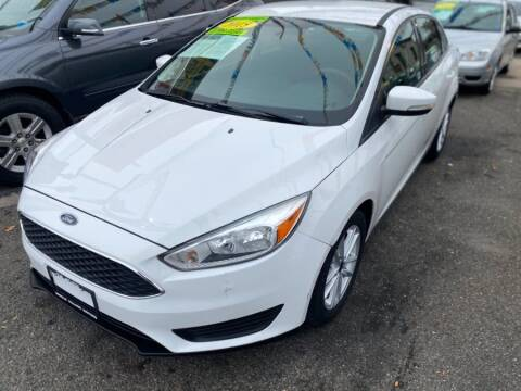 2015 Ford Focus for sale at Middle Village Motors in Middle Village NY