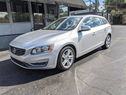 2015 Volvo V60 for sale at GAHANNA AUTO SALES in Gahanna OH