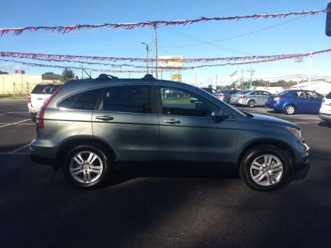 2010 Honda CR-V for sale at Kenny's Auto Sales Inc. in Lowell NC