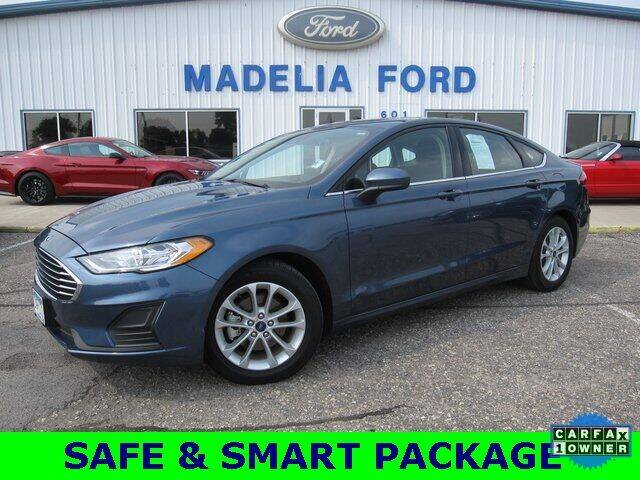 2019 Ford Fusion for sale in Madelia, MN