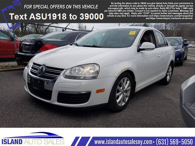 2010 Volkswagen Jetta for sale at Island Auto Sales in E.Patchogue NY