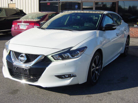 2016 Nissan Maxima for sale at North South Motorcars in Seabrook NH