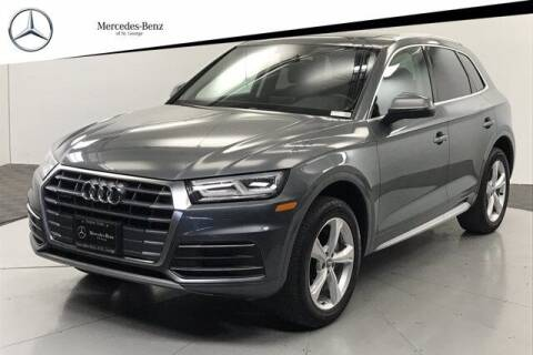 2020 Audi Q5 for sale at Stephen Wade Pre-Owned Supercenter in Saint George UT