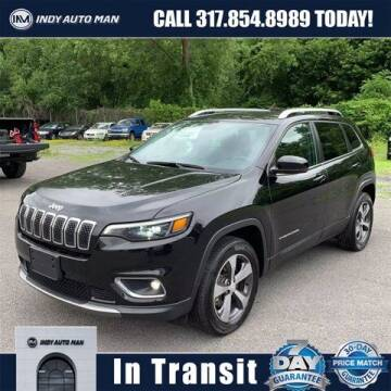2019 Jeep Cherokee for sale at INDY AUTO MAN in Indianapolis IN
