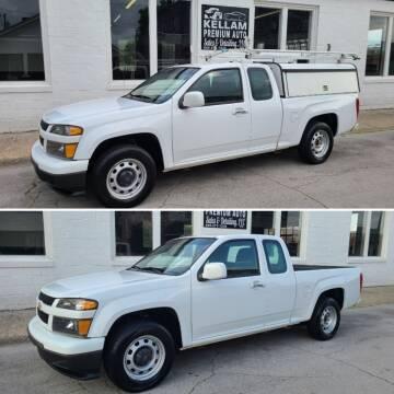 2012 Chevrolet Colorado for sale at Kellam Premium Auto Sales & Detailing LLC in Loudon TN