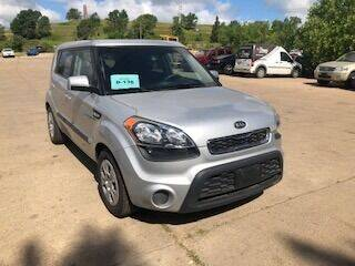 2012 Kia Soul for sale at Barney's Used Cars in Sioux Falls SD