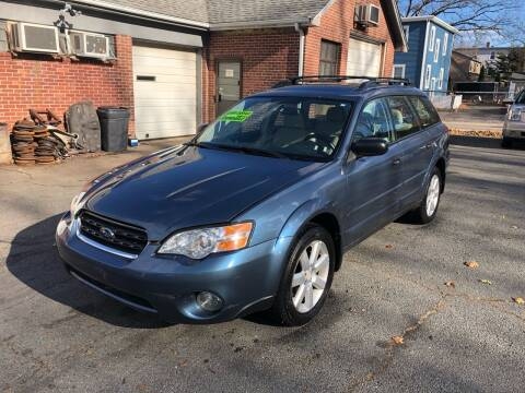 2006 Subaru Outback for sale at Emory Street Auto Sales and Service in Attleboro MA