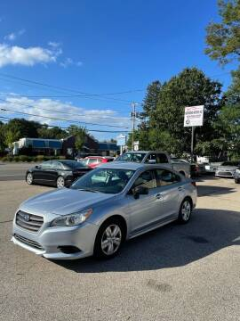 2016 Subaru Legacy for sale at NEWFOUND MOTORS INC in Seabrook NH