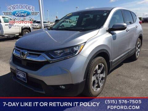 2018 Honda CR-V for sale at Fort Dodge Ford Lincoln Toyota in Fort Dodge IA