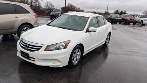 2011 Honda Accord for sale at Newport Auto Group in Austintown OH