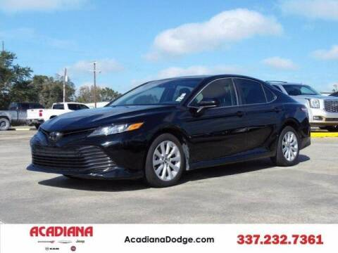 2018 Toyota Camry for sale at Acadiana Automotive Group - Acadiana DCJRF Lafayette in Lafayette LA