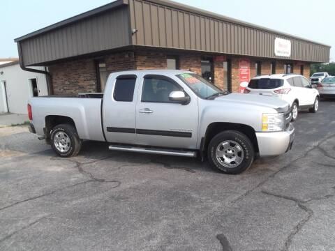 2010 Chevrolet Silverado 1500 for sale at Dietsch Sales & Svc Inc in Edgerton OH