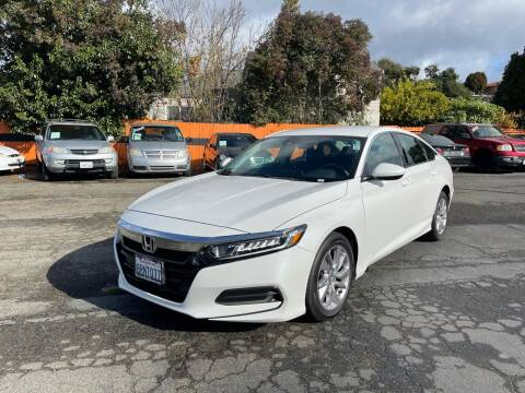 2020 Honda Accord for sale at City Motors in Hayward CA