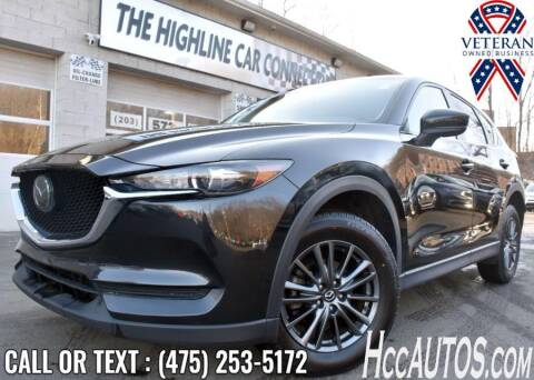 2019 Mazda CX-5 for sale at The Highline Car Connection in Waterbury CT